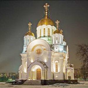 Религиозные учреждения Холм-Жирковского
