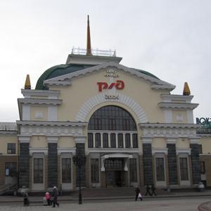 Железнодорожные вокзалы Холм-Жирковского